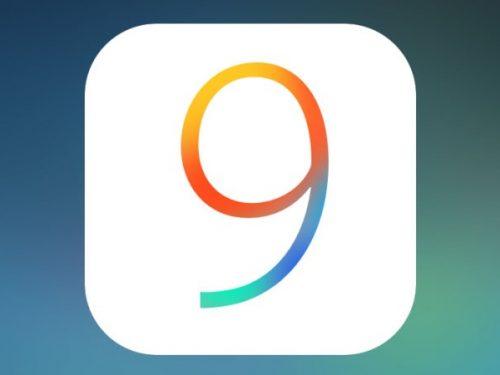 Ios9 (.0.1.2.3.4.5 ecc) su iPad 2